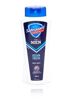 Ocean Fresh Body Wash 400ml