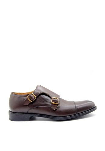 Ftale Footwear brown Ftale - Duncan Brown C0372SHA85931AGS_1