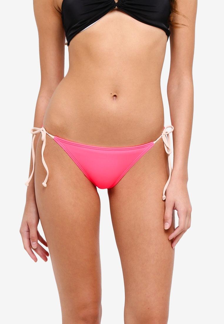 Coral Bottom Bikini Hint Pink Billabong A Tropic Just wPxUYH