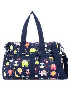 1d4a2cf529aa Lesportsac multi Baby Weekender Bag 42969ACA06D7A6GS 1
