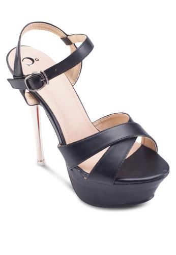 交叉繞踝高跟鞋,esprit hk store 韓系時尚, 鞋