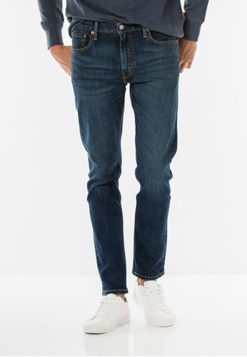 Levi's blue 512™ Slim Taper Fit Jeans LE843AA0FJYMSG_1