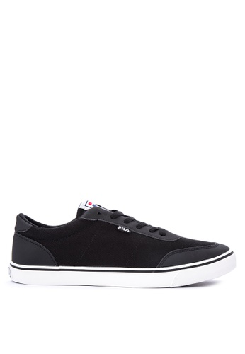 Fila black Davy Sneakers F59F7SH78FC00DGS_1