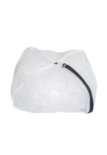 HOUZE HOUZE - Mesh Laundry Bag (Dim: 25x35cm) 844B3HL87E359AGS_1