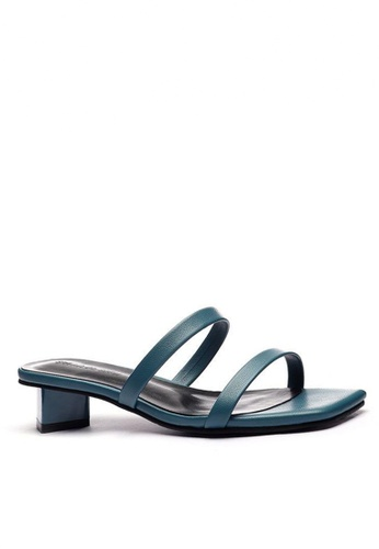 Twenty Eight Shoes 羊紋橫帶涼鞋865-5 B3311SH75BDA92GS_1