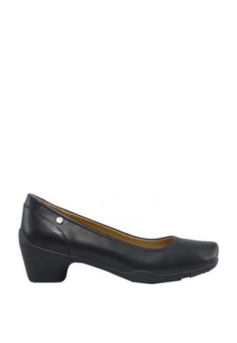 Hush Puppies black Roberta Dress Casual Shoes F4408SHE68886EGS_1