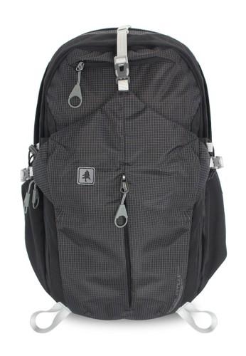 Consina black MT Pilatus Backpack CD93BAC36C4504GS_1