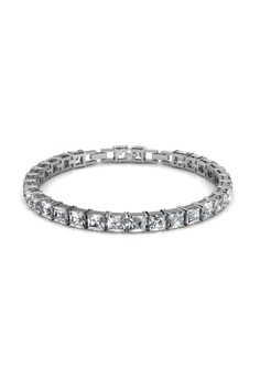 5a36bd35d 57% OFF Her Jewellery Bracelet Square Tennis embellished with Crystals from  Swarovski RM 280.80 NOW RM 119.90 Sizes One Size