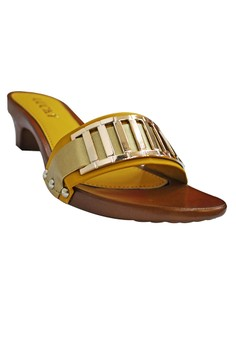 Lucky Wedge Sandals