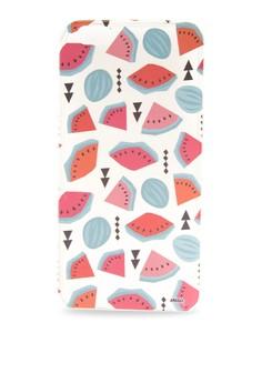 Geometric Watermelon Iphone 6 Plus Case