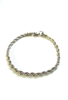 Stainless Rope Bracelet