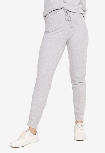 ONLY grey Zoe Long Pants 280DBAA05E1ACEGS_1
