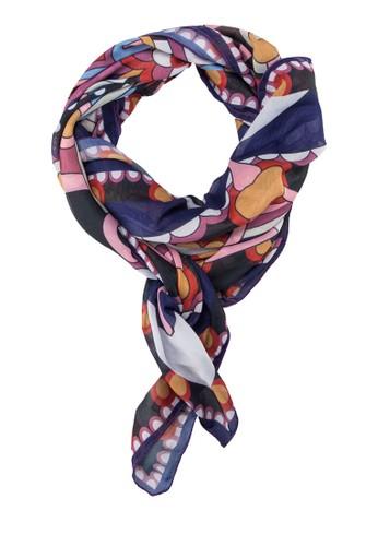 印esprit outlet花絲巾, 飾品配件, 飾品配件