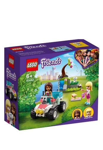 LEGO® multi 41442 Friends  Vet Clinic Rescue Buggy, Age 6+ Building Blocks, 2021 (780pcs) F8C17KC943CF91GS_1