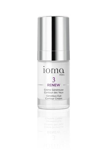 IOMA IOMA Generous Eye Contour Cream 15ml 23B33BE53A124FGS_1