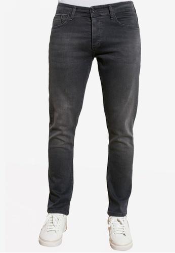 Trendyol black Skinny Fit Jeans 84901AA8BA8A72GS_1