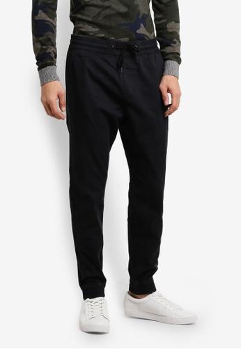 Hollister black Core Jogger Pants HO422AA0RDNLMY_1