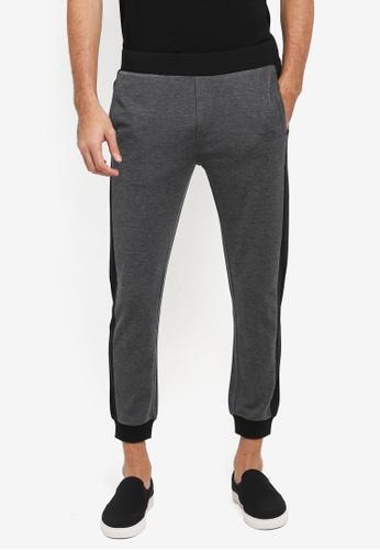 JAXON grey Jersey Joggers 82830AA0C5BBFBGS_1
