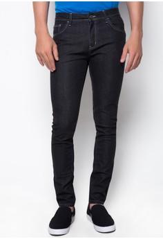 Basic 5 Pocket Jeans