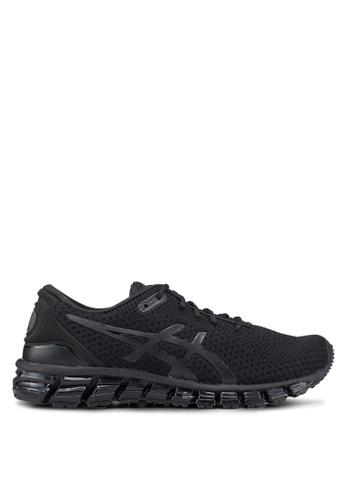 Asics black Gel-Quantum 360 Knit 2 Shoes F3960SHB8F6CD3GS_1