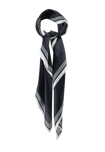 Rubi black Versatile Scarf E000FACB164A88GS_1