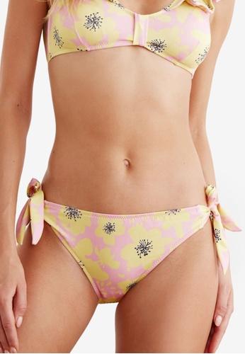 Trendyol multi Side Tie Bikini Bottom B7EFEUS9355461GS_1
