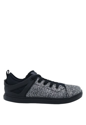 Precise grey Precise Collin Sepatu Pria - Grey/Black 93C46SHFDE73DCGS_1