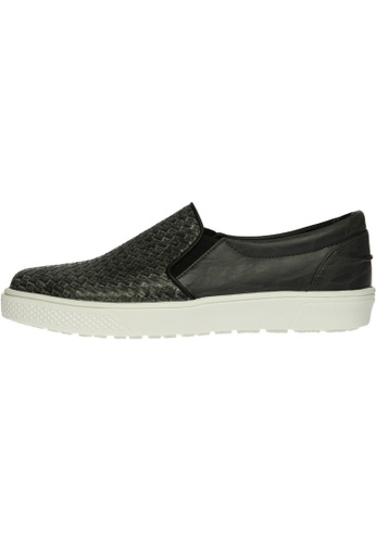 paperplanes SNRD-135 Woven Style Tall Up Casual Slip-Ons Shoes US Women Size PA110SH69AFMHK_1