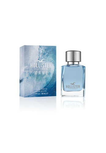 Hollister Fragrances Wave for Him 30ml Eau de Toilette 62DACBEF7030E8GS_1
