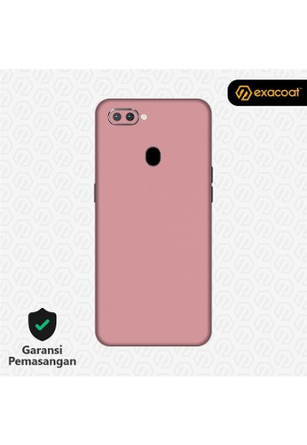 Exacoat Realme 2 3M Skin / Garskin - Blush Pink - Cut Only 207CCES78A0BA3GS_1
