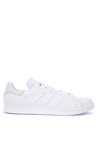 Adidas white adidas originals stan smith AD678SH0KSWKPH_1