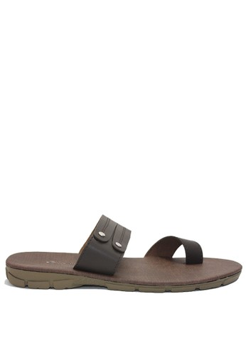 Dr. Kevin brown Dr. Kevin Men Sandals 97213 - Brown 909C3SH8CDF200GS_1