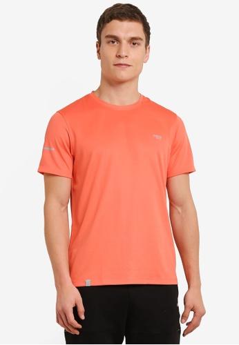 2GO 粉紅色 GO Dry 圓領 短袖 T卹 2G729AA0S5ZXMY_1