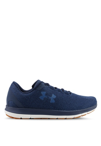 Under Armour navy UA Remix FW18 Shoes 1FB68SH37C4318GS_1