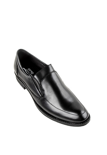Otto black Slip-On Black Shoes 1388ASH11116AFGS_1