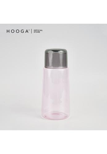HOOGA pink Hooga Pitcher Cup Set Hepburn Cameo Rose Smoke 2 Pcs 1B9CDHL7878DD3GS_1