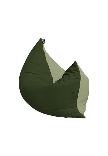 doob green DOOBSTA' - versatile fabric doob bean bag (Chendol) FE50FHLA996615GS_1