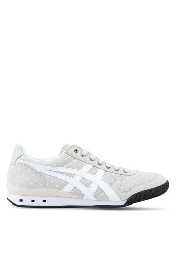 Onitsuka Tiger white Ultimate 81 Shoes ON067SH0SVWKMY_1