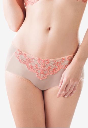 Neubodi pink Maya Charming Panty NE503US90HJXMY_1
