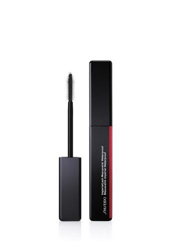 Shiseido black Shiseido Makeup ImperialLash MascaraInk Waterproof,01 Sumi Black A6B4BBEC628D62GS_1