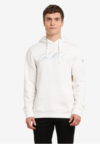 Undefeated beige Fight Pullover Hoodie UN888AA0S2LUMY_1