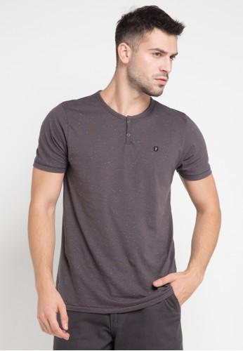FAMO grey Men Tshirt 1212 FA263AA0VN7HID_1