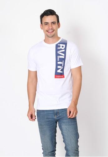 Brand Revolution white Linedown White 24B72AA828127EGS_1