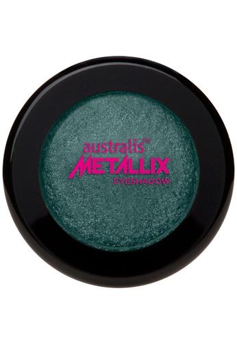 Australis green Metallix Eyeshadow - Green Daze AU782BE72NPNSG_1