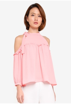 30b396a845a541 Shop KLEEaisons Tops for Women Online on ZALORA Philippines