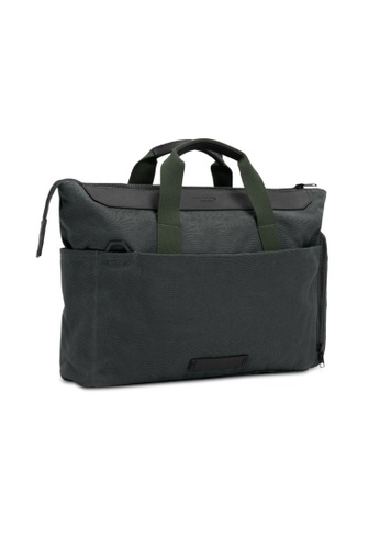 TimBuk2 grey Smith Briefcase FC16AAC2877470GS_1