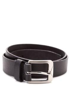MJ Leather Belt