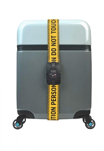 BG Berlin yellow 010 Luggage Belt Large F7113ACBD43CACGS_1