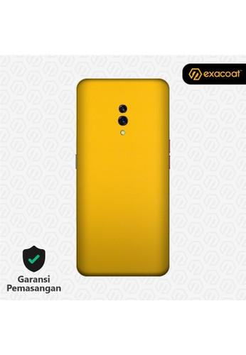 Exacoat Oppo Reno 3M Skins True Colors - Lemon Yellow 20BF2ES6862FCEGS_1