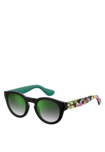 Havaianas black Trancoso/M Sunglasses 28AF1GL34A5DF1GS_1